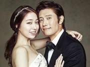 Hậu trường - Lee Min Jung đã sinh con trai đầu lòng
