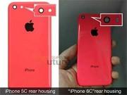 Góc Hitech - Rò rỉ vỏ nhựa của iPhone 6c, cấu hình giống iPhone 5s