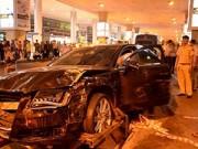 Tin tức - Khởi tố vụ xe đón Hồ Ngọc Hà tông 16 người thương vong