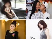 Bà bầu - Những sao Việt đang háo hức chờ sinh con đầu năm 2016