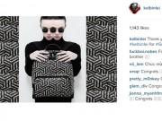 Thời trang - Kelbin Lei xuất hiện trên Instagram của Gucci