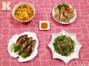 Bếp Eva - Bữa chiều đơn giản mà ngon