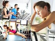 Làm đẹp - Những sai lầm khi tập thể dục bạn cần chấm dứt ngay