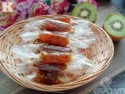 Bếp Eva - Kẹo kiwi dẻo ngọt cho ngày Tết