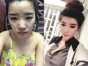 Eva Yêu - 'Hot girl' công khai mặt mộc khiến dân mạng 'ngã ngửa'
