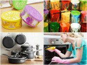 Nhà đẹp - 8 vật dụng quen thuộc trong nhà chứa chất độc nguy hiểm