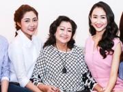 Làng sao - HH Thu Thảo, Hà Thu đến thăm nghệ sĩ Kim Cương