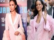 Thời trang - Ái Phương thừa nhận học hỏi Rihanna để gây ấn tượng