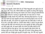 Thông tin mới vụ du học sinh Việt bị lừa mua vé máy bay