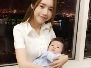 Làng sao - Elly Trần tâm sự về con trai mới sinh gây chú ý nhất tuần