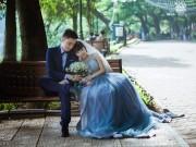 Bộ ảnh cưới ấn tượng của cặp đôi yêu từ thủa học trò
