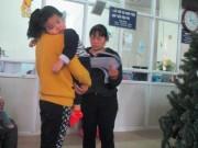 Thời tiết thất thường, trẻ ào ào nhập viện
