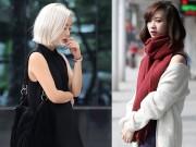 Thời trang - Bạn gái Hà Nội thích thú với thời trang trên đông dưới hè