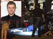 Làng sao - Nick Carter của Backstreet Boys bị bắt