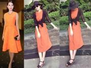 Thời trang - Hoa hậu Thu Thảo dẫn đầu xu hướng kén da khó mặc