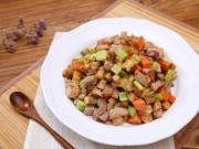 Bếp Eva - Thịt heo xào khoai môn đơn giản mà ngon