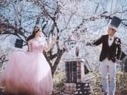 Eva Yêu - Bộ ảnh cưới đẹp như cổ tích của cặp đôi Hà Thành