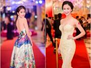 Thời trang - Hoa khôi Nam Em, Hà Thu xinh đẹp nổi bật trên thảm đỏ
