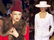 Thời trang - Người đàn bà mặc vest của YSL làm giới thời trang điên đảo