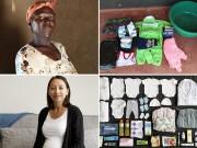 Khám túi đồ đi sinh của các bà mẹ trên khắp thế giới