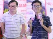 Nhà văn Nguyễn Nhật Ánh đi xem phim Việt có doanh thu kỷ lục