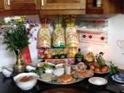 Nhà đẹp - Cúng Táo quân ở bếp hay ban thờ gia tiên?