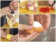 Clip Eva - 6 mẹo cực hay giúp bạn nhanh tay hơn khi vào bếp