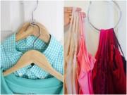 Nhà đẹp - Cách sắp xếp quần áo trong tủ cho nàng nghiện mua sắm