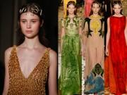 Thời trang - Thổn thức trước Xuân huyền bí của Valentino