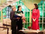 MC Thanh Mai xúc động khi hội ngộ ca sĩ Khánh Ly