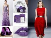 Thời trang - Màu sắc hoàn hảo cho tuổi Thân ngập tràn may mắn