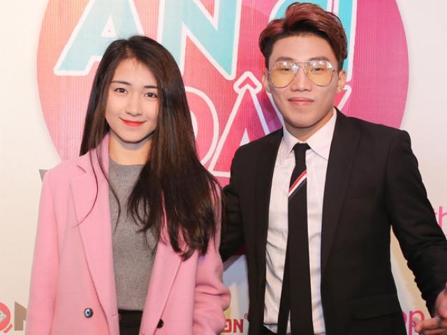 Mr.T và Hòa Minzy tiếp tục tái hợp