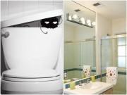 6 bước làm sạch sâu nhà vệ sinh hôi hám