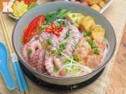 Bếp Eva - Đã miệng với bún hải sản tươi ngon