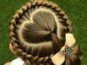 Làm mẹ - 3 kiểu tóc cho bé chơi Tết đúng điệu 'mẹ đảm, con xinh'