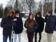 Tin tức - Du học sinh Việt làm clip chúc Tết trong giá lạnh