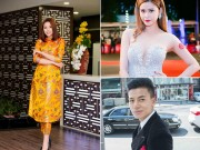 Làng sao - Sao Việt hào hứng đón Tết Bính Thân bên gia đình