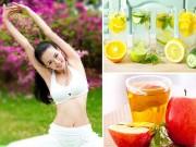 5 loại nước detox giúp bạn lấy lại dáng sau Tết nhanh chóng
