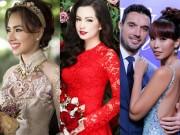 Làng sao - 3 giai nhân Việt rục rịch lên xe hoa trong năm 2016