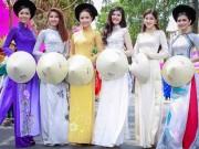 Thời trang - TP.HCM khuyến khích phụ nữ mặc áo dài ngày thường