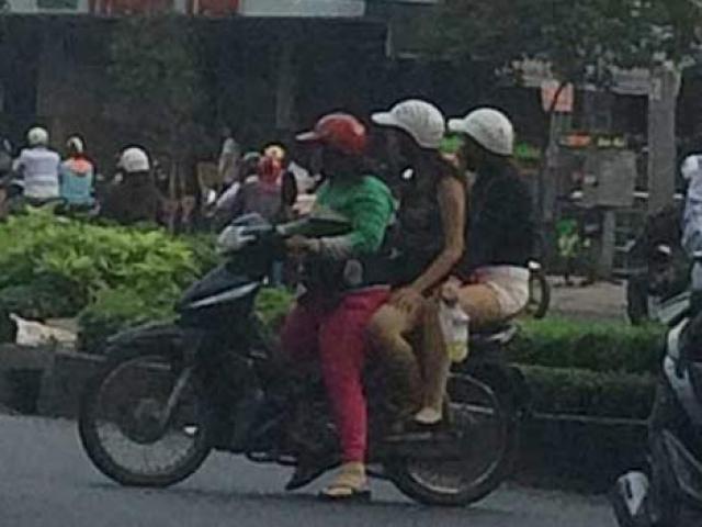 Chợ mại dâm di động lớn nhất Sài Gòn