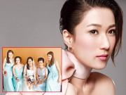 """Làng sao - Có bầu 3 tháng, """"Chị cả"""" TVB vội quyết định kết hôn"""