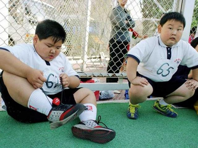 Ô nhiễm không khí ở Trung Quốc gây béo phì