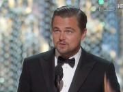 Oscar 2016: Leo DiCaprio chiến thắng Nam chính xuất sắc nhất