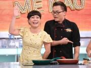 Việt Hương thề không  & quot;giật chồng & quot; trên sóng truyền hình