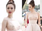 Thời trang - Tuần qua: Váy xuyên thấu ngực của Angela Phương Trinh hot nhất