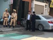 Cô gái đi cùng lái xe Camry gây tai nạn khai gì?