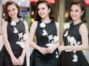 Làng sao - Angela Phương Trinh cười rạng rỡ trước khán giả Hà Nội
