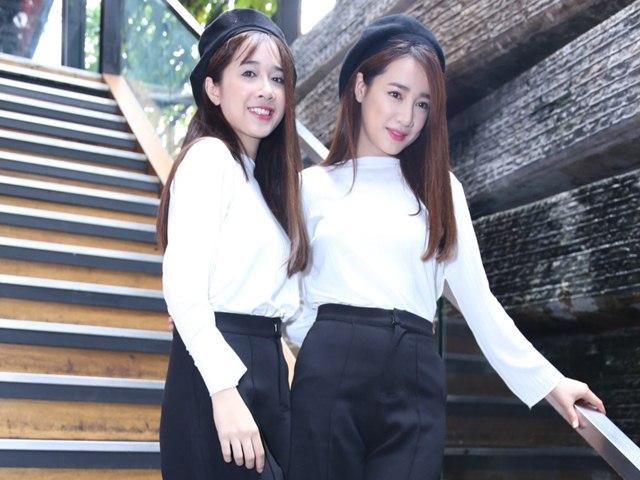 Nhã Phương lần đầu khoe em gái xinh đẹp tại sự kiện