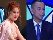 Làng sao - Khánh Thi bật khóc nức nở khi nói về Chí Anh trên sóng trực tiếp
